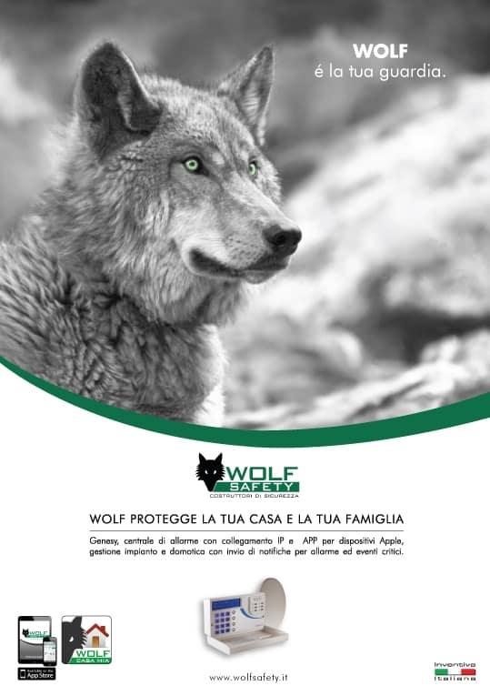 Campagna stampa Giugno 2013 - App Wolf CasaMia