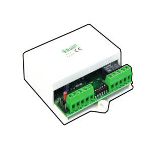 W-8A-MIND – scheda di centralizzazione dati e gestione bus
