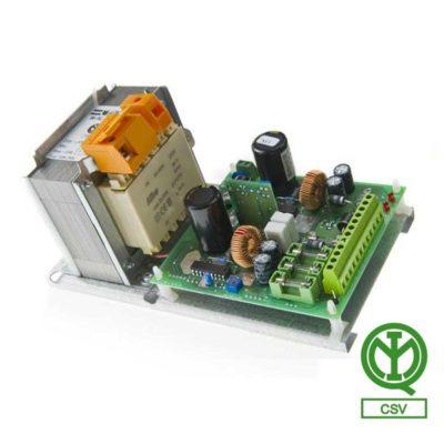 Power supply 13V and 27V