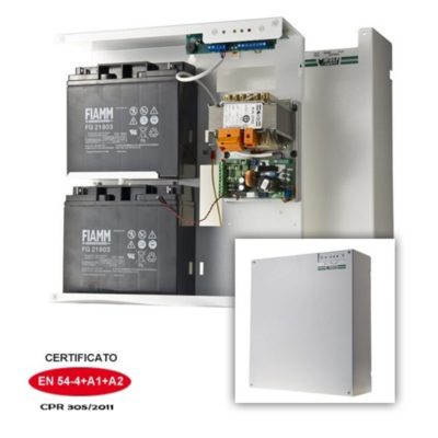 Power supply for fire standard