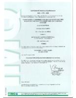 UB 2770ENC certif