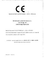 Dichiarazione prestazione W-UC-2770ENC